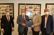 اتفاق تعاون بين اتحاد المصارف العربية والاتحاد العربي للإنترنت والاتصالات
