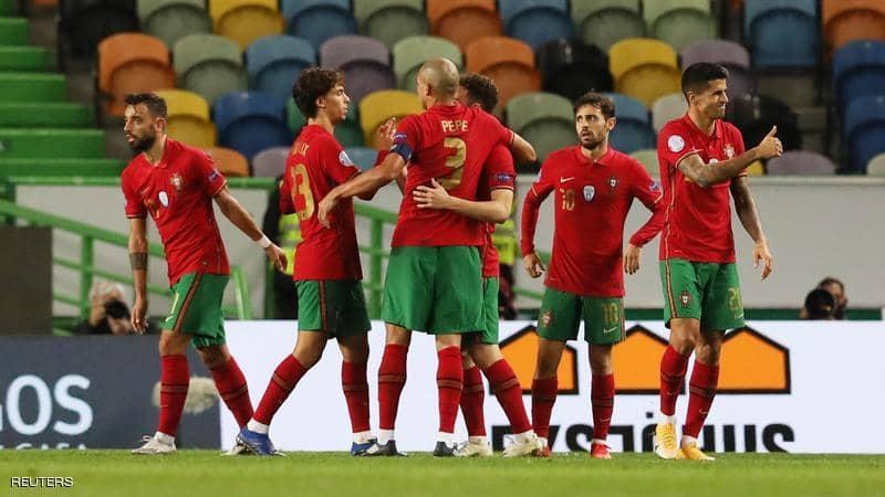 البرتغال مستمرة في التألق بدوري الأمم على الرغم من غياب رونالدو