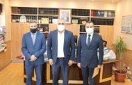 اتحاد الكتاب اللبنانيين سلم كركي مشروع انتساب أعضاء الاتحاد الى الضمان