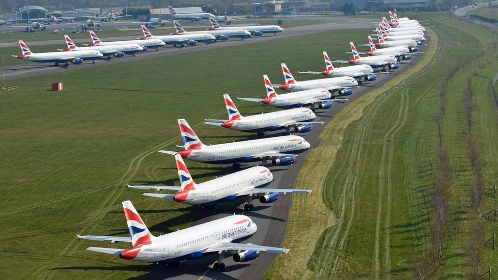 لهذا السبب تنحى رئيس الخطوط الجوية البريطانية عن منصبه