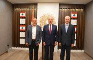 رئيس جمعية تجار طرابلس زار دبوسي: لاعتماد طرابلس عاصمة لبنان الإقتصادية