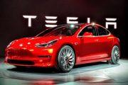 تسلا تصدّر سيارات الطراز 3 المصنعة في الصين إلى أوروبا