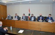 لجنة الاعلام والاتصالات ناقشت مع الوزير حواط موضوع استلام الدولة لشركتي الخلوي