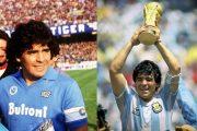 لاعب منتخب إنجلترا السابق: قميص مارادونا ليس للبيع