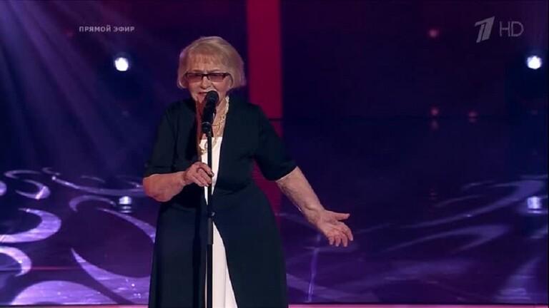 متقاعدة روسية عمرها 91 عاما تفوز في مسابقة