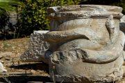 اكتشاف مذبح مخصص لتقديم القرابين لآلهة العالم السفلي