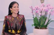 منى زكي: شرف كبير أن أنال جائزة فاتن حمامةوأحمد زكي علّمني أن كلّمة لا صعبة ولكنّها مهمّة جداً