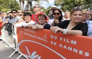 إقامة مراسم رمزية لافتتاح مهرجان {كان} السينمائي