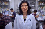 الدكتورة هدى هبري الزغبي في تصفيات «جائزة نوبل»
