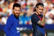 برشلونة يضحي بغريزمان من أجل التعاقد مع خليفة ميسي