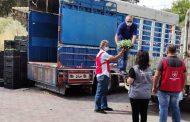 مشروع زراعي بالتعاون بين منظمة مالطا و«سرادار»