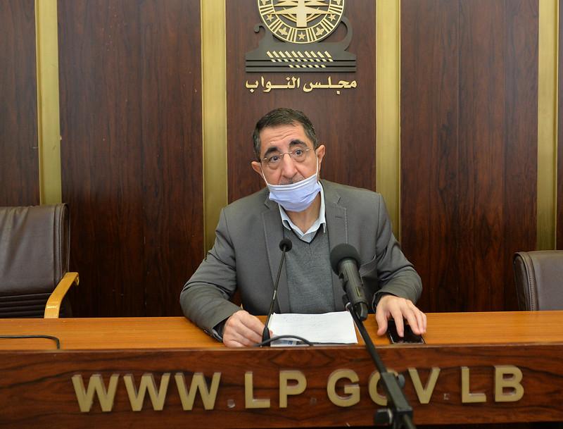 الحاج حسن بعد جلسة الاتصالات: ناقشنا سبل إعداد عقد أوجيرو لـ2021