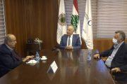 دبوسي عرض مع فادي عبود المشاريع الإستثمارية في القطاعات الإقتصادية