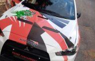 السائق احمد خالد يشارك في بطولة الشرق الاوسط للراليات 2021