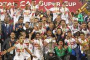 كأس السوبر الإفريقي في القاهرة بدلا من الدوحة