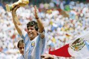 رحيل أسطورة كرة القدم الأرجنتيني دييغو مارادونا