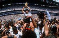 الاتحاد الأرجنتيني يعلن الحداد 7 أيام على وفاة مارادونا