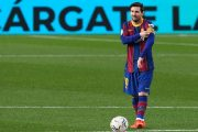 هل يمدد ميسي عقده مع برشلونة ؟