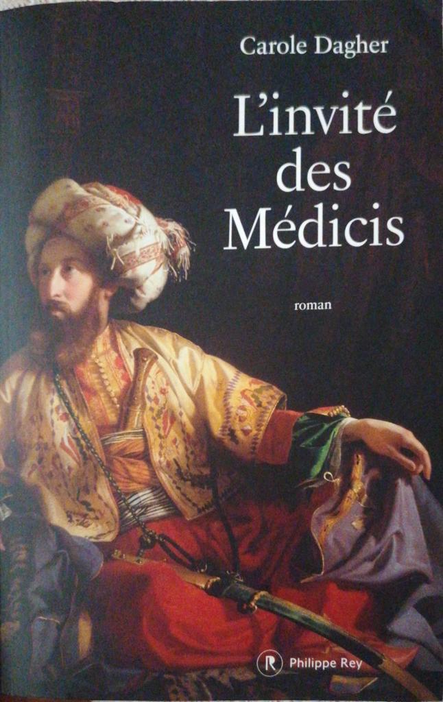 كارول داغر وكتابها الأمير فخر الدّين ضيف آل ميديسيس