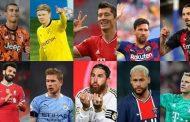 صلاح يتراجع في تصنيف أفضل 100 لاعب في العالم