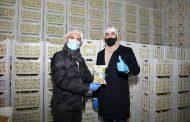 رئيس إيدال جال في مصنع رقائق التفاح المجففة في جزين: المشروع وجه من أوجه الصمود للبنان