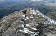 جبل الألب المتصدع قد ينهار في أيّ لحظة !