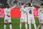 الدوري الأسباني / ريال مدريد يفلت من خسارة موجعة