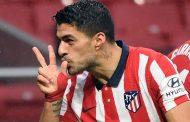 هدف سواريز يضمن لأتلتيكو مدريد إنهاء عام 2020 في صدارة