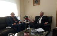 أنور الخليل: وزير الزراعة رفع نسبة تصدير زيت الزيتون إلى مئة في المئة