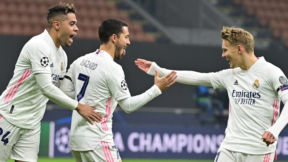 أرسنال يعلن ضم لاعب وسط ريال مدريد على سبيل الإعارة