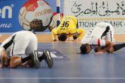 أحمد الأحمر يقود مصر للفوز على روسيا في بطولة كأس العالم لكرة اليد