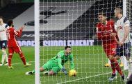 ليفربول يستعيد نغمة الانتصارات بثلاثية في شباك توتنهام