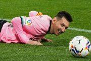 ميسي يحقق إنجازا لم يفعله أحد في برشلونة