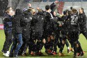 هولشتاين يفجر مفاجأة ويجرّد بايرن ميونيخ من كأس ألمانيا