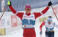 بولشونوف يحرز الميدالية الذهبية في بطولة العالم للتزلج