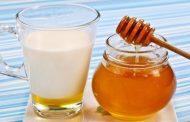 7 فوائد لشرب الحليب بالعسل صباحا