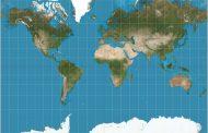 خبراء ينشرون صورة الخريطة الصحيحة للأرض