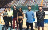 أرقام قياسية لبنانية في بطولة تركيا لألعاب القوى
