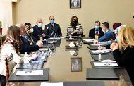 اجتماع تحضيري في وزارة الإعلام بحث خطة الترويج للقاح «كورونا»