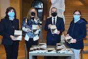 وزير الثقافة والسفيرة الإيطالية أطلقا دليل المتحف