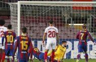 برشلونة ينتزع بطاقة التأهل الى نهائي كاس ملك أسبانيا