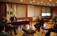 لقاءات اقتصادية في غرفة طرابلس