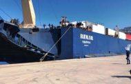 وصول سفينة لبنانية محملة ب 6 شاحنات اوكسجين الى مرفأ طرابلس واخرى تصل مساء