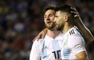 أغويرو يقترب من اللعب إلى جانب مواطنه ميسي في برشلونة