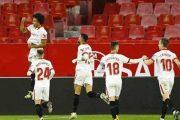 إشبيلية يهزم سيلتا فيغو في ختام المرحلة الـ30 من الدوري الإسباني