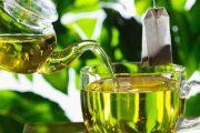 فوائد الشاي الأخضر ... اللائحة كبيرة
