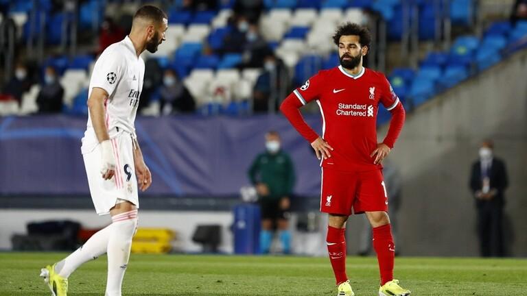 ريال مدريد يقسو على ليفربول بثلاثية