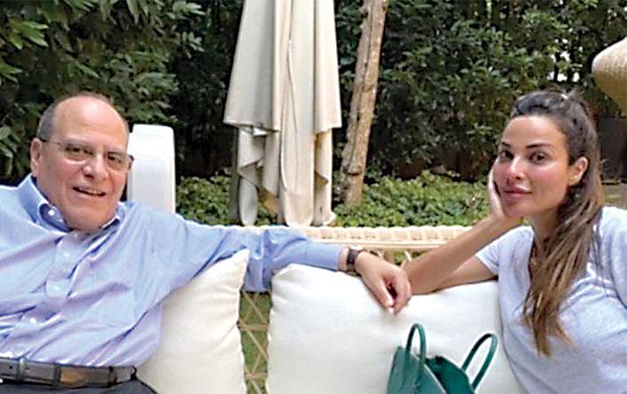 صادق الصباح يكشف عودة نادين نسيب نجيم إلى الدراما