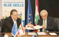 شقير يوقّع اتفاقات ثنائية في إطار مشروع تشغيل الشباب بموانىء المتوسط