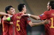 فوز إسباني سهل على كوسوفو وإنجلترا تخطف بولندا